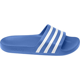 adidas Adilette Aqua Sandals Men true blue/ftwr white/true blue